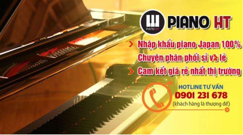 Giá đàn piano bao nhiêu một cây - Piano HT