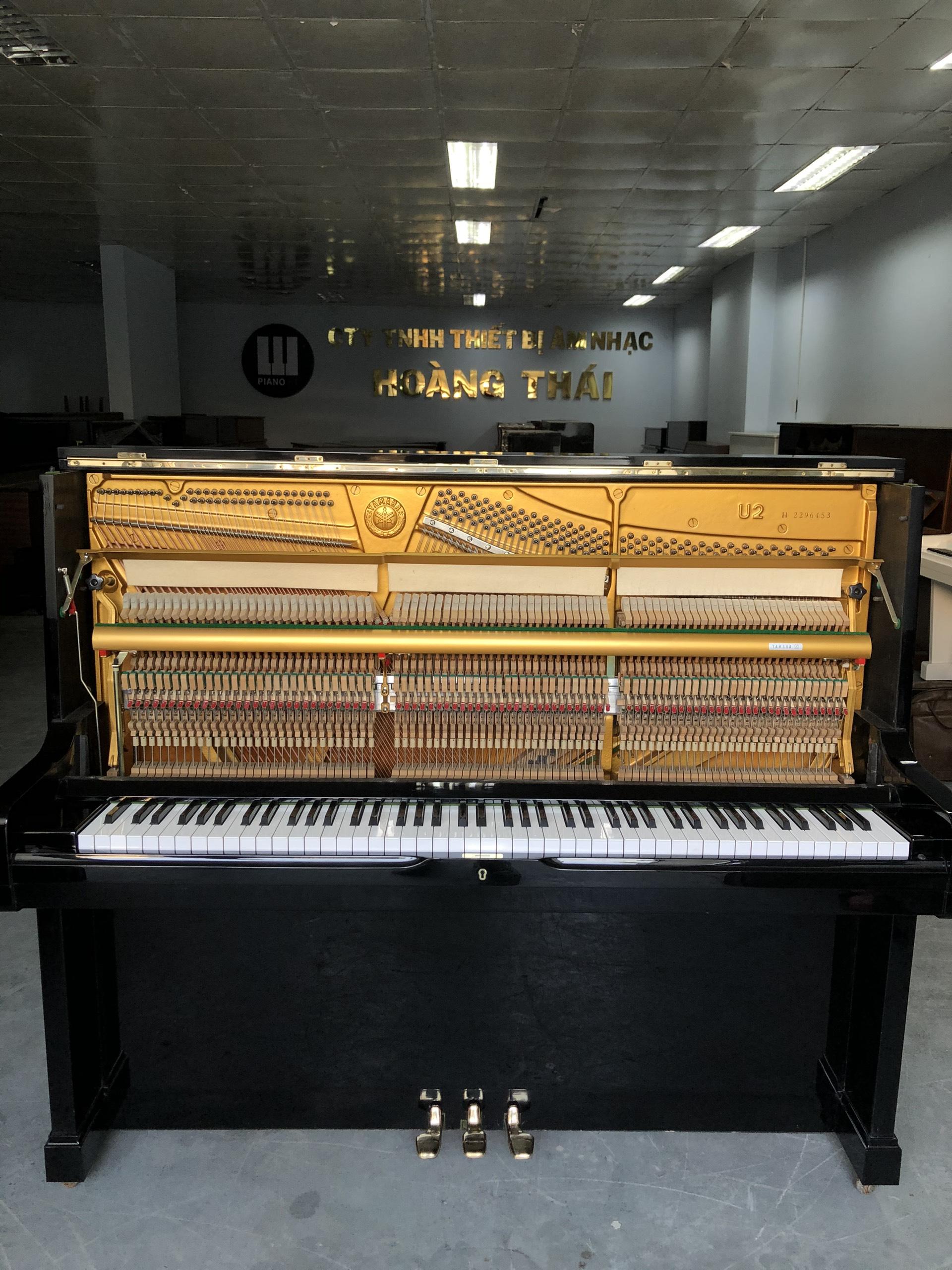 Yamaha U2H - 2020 - 08