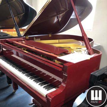 Grand Đàn Piano Yamaha G2A Đỏ - Piano HT