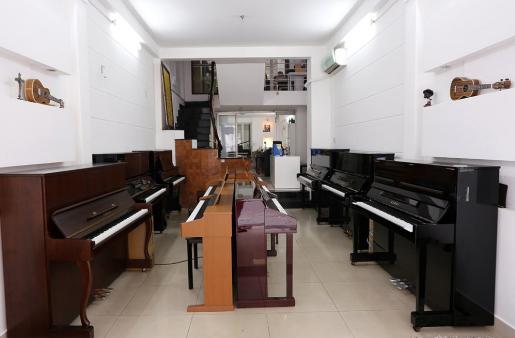 cửa hàng bán đàn piano tại tphcm