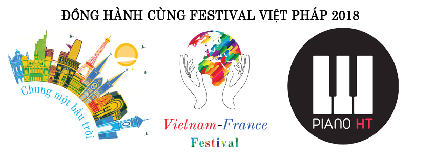 Banner Việt Pháp Festival Piano HT