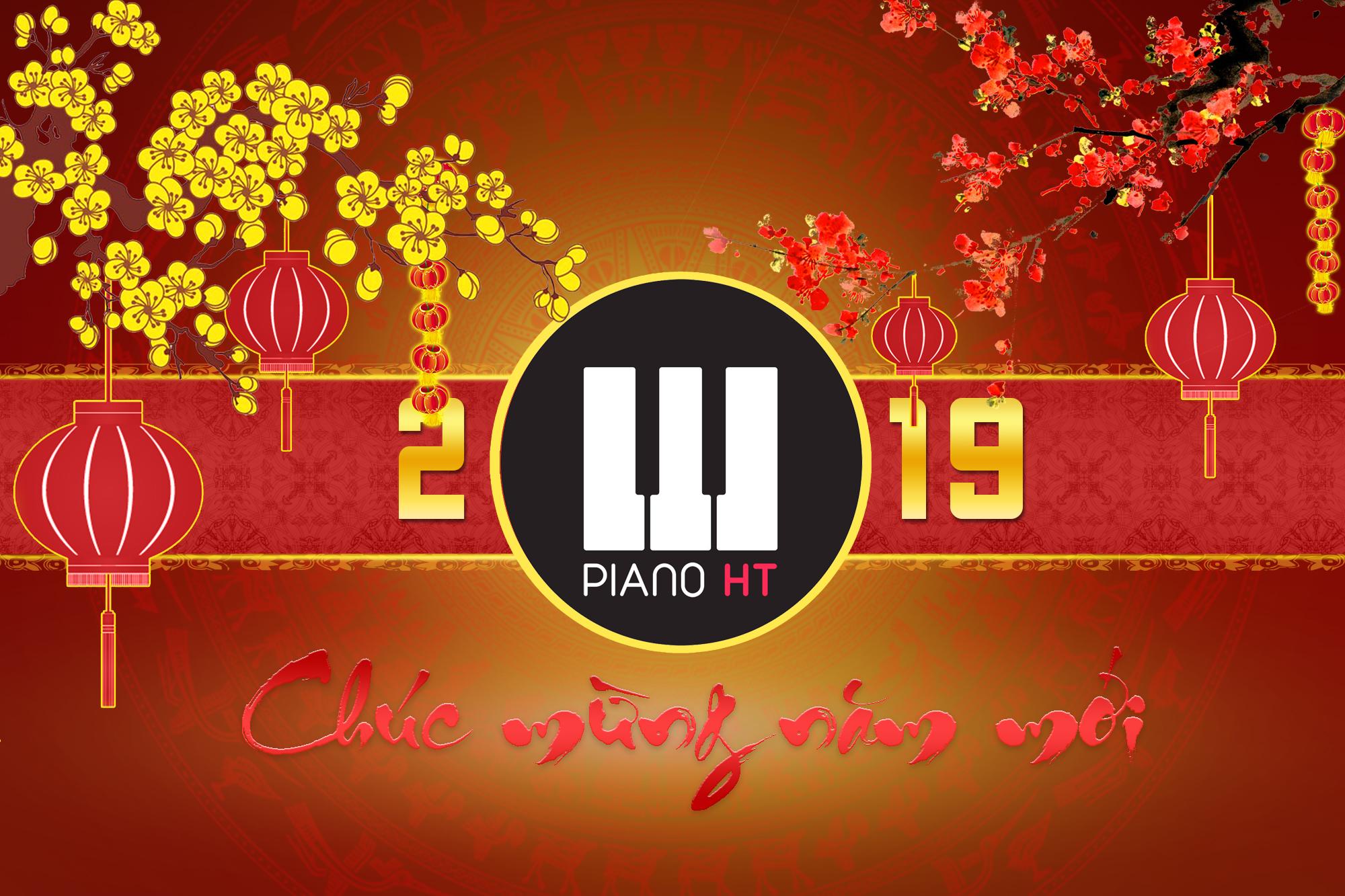 PianoHT Tết 2019