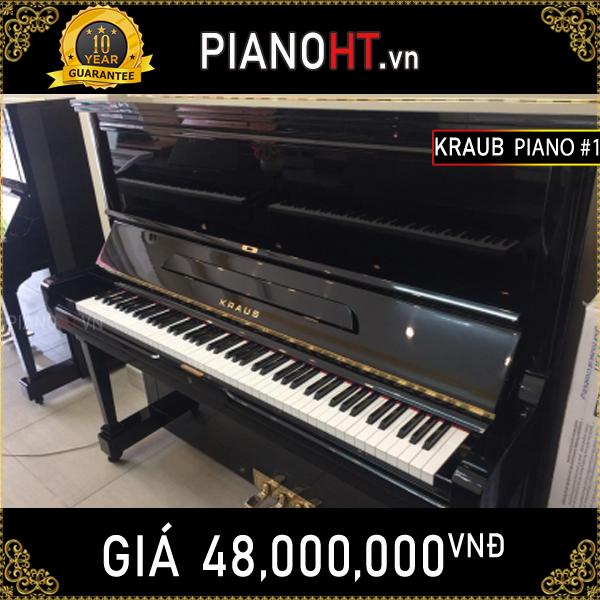 PianoHT - Kraub Piano - 48tr