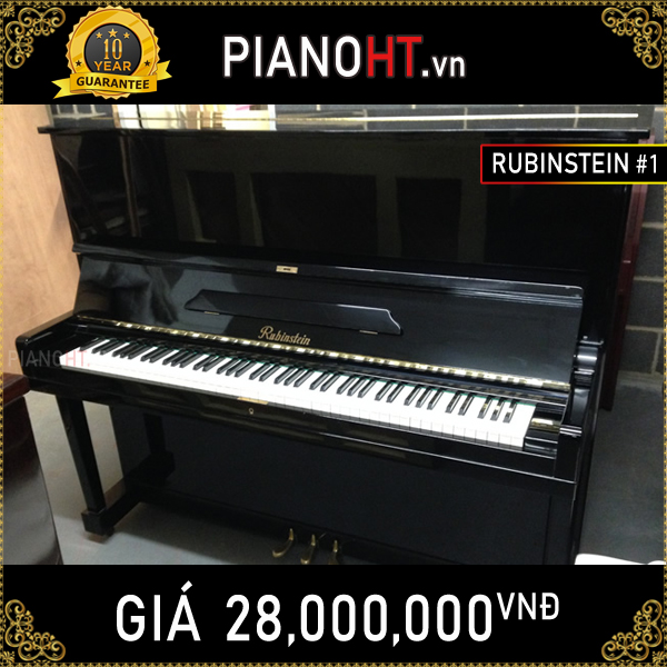 PianoHT - Rubinstein Piano - 28tr