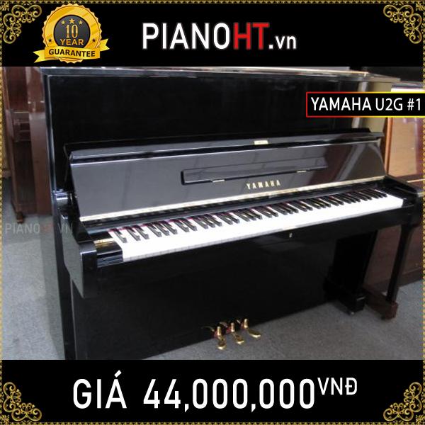 PianoHT - Yamaha U2G - 44tr