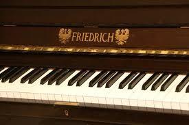 Piano Friedrich