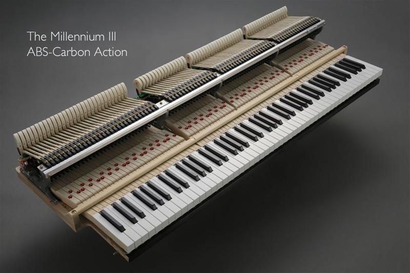công nghệ sản xuất Piano Kawai