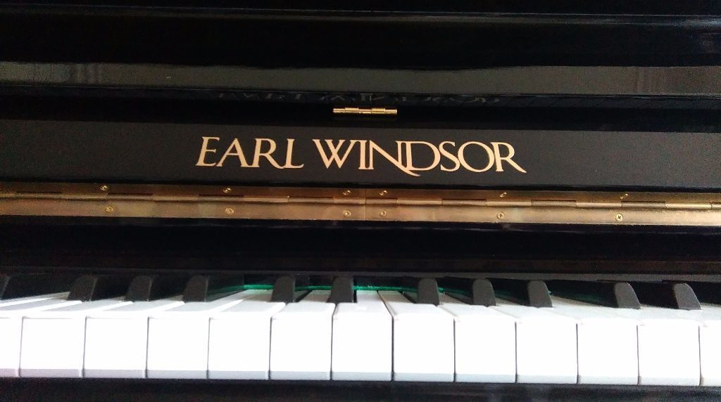 Piano Earl Windsor