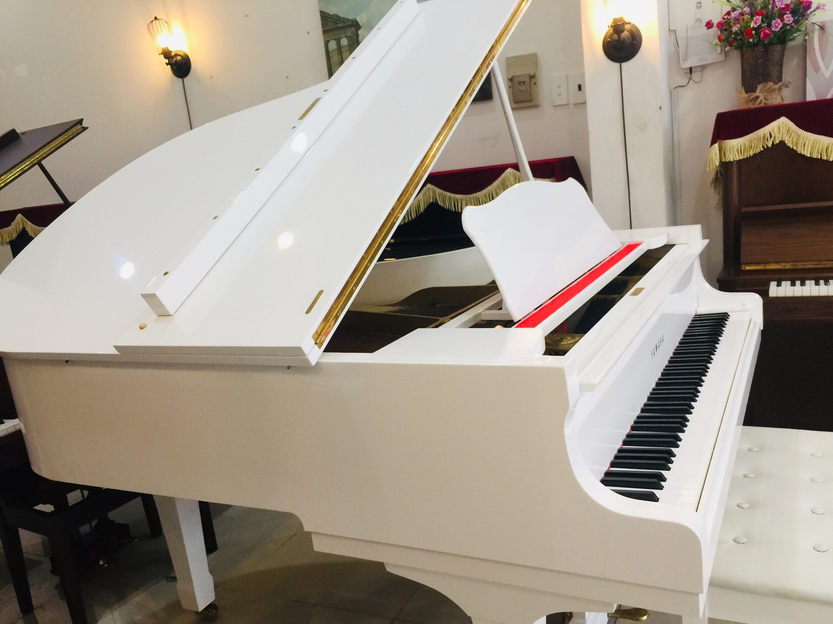 Đàn Piano Grand Yamaha G2E