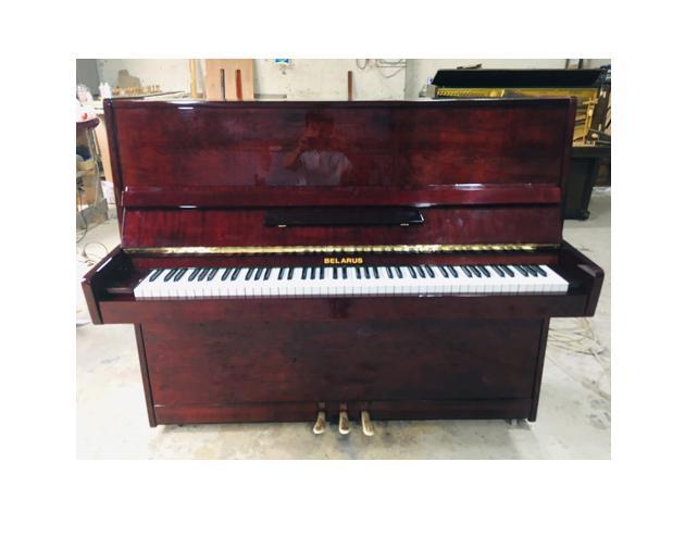 Đàn Piano Belarus - Đỏ mận