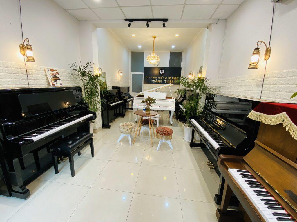 Piano HT - Showroom Hoàng Thái Music