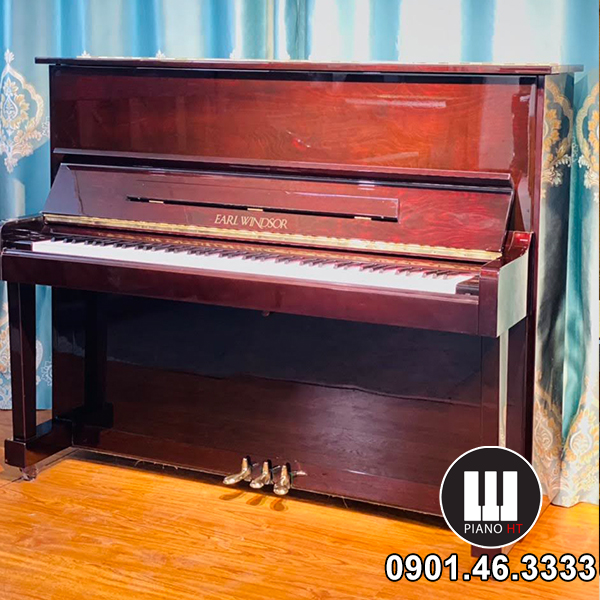 Earl Windsor W112 Wood 01