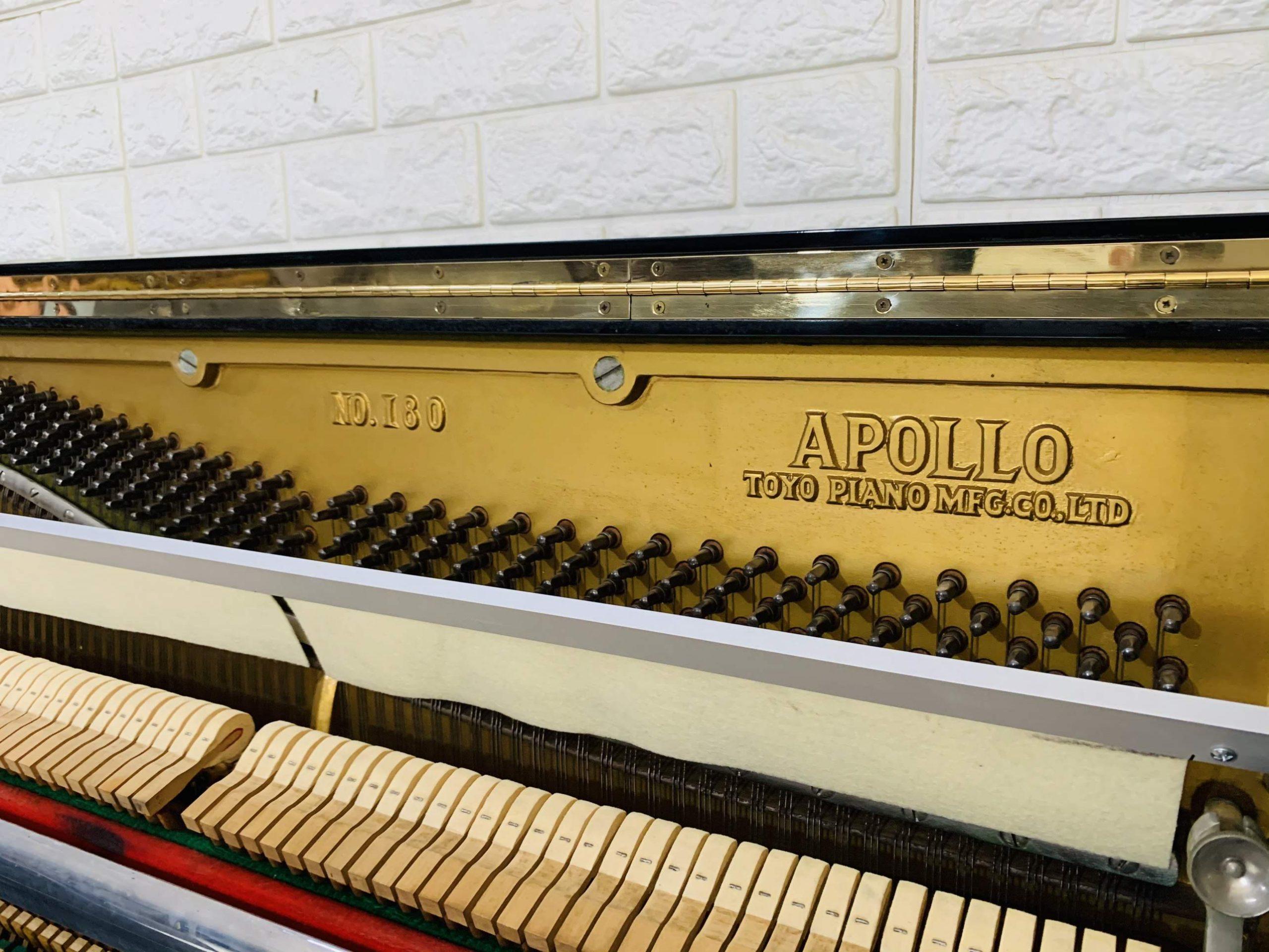 Piano Apollo No180 - 02- Piano HT 21